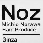 【地図あり】Michio Nozawa Hair Salon Ginza《ノズ 銀座》アクセス詳細