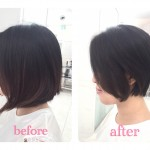 髪をバッサリショートに切る際の3つの注意点