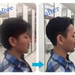 【ビジネス向け】メンズの髪型は刈り上げツーブロックショート☆
