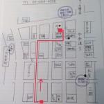 東京メトロ 銀座駅【B4出口】【並木通り】からお店への行き方★