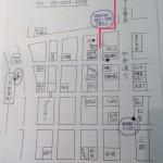 東京メトロ銀座線 京橋駅【3番出口】からお店への行き方★