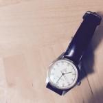 【趣味ブログ】チュードル 小バラ アンティーク 腕時計★