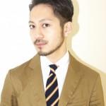 【メンズ髪型】ビジネス向けツーブロックスタイル★