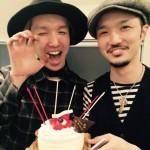 サプライズ誕生日ケーキ★
