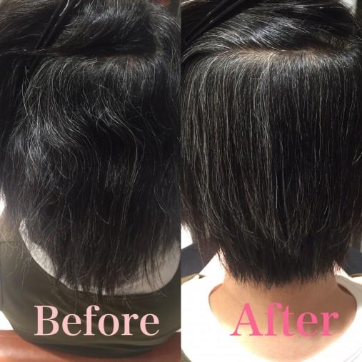縮毛矯正を3か月ペースでかけるくせの種類と強さ