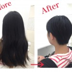出産後のママにオススメの髪型はショートヘアです!