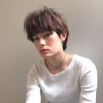 【撮影】くせ毛を活かしたニュアンスショート★