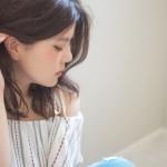 【撮影】くせ毛を活かしたセミウエットミディアム★