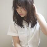 【撮影★】ナチュラルなくせ毛を活かしたリラックススタイル