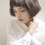 【撮影★】くせ毛を生かしたボブスタイル★
