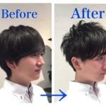 メンズのツーブロックはビジネスでも対応できる万能な髪型です