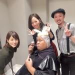 永島アナとKONISHIKIさんのコラボレーション★