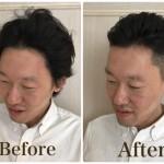 【メンズ 髪型】くせ毛はツーブロックにしてショートで活かす★
