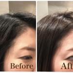 前髪の縮毛矯正で失敗をしない方法