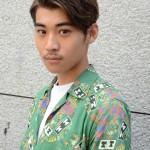 【メンズ 髪型】シチサンのオールバックのジェル仕上げが人気です!