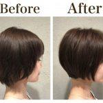 必読!|絶壁頭は髪型をショートにすれば改善できる