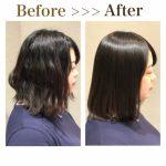 【初公開!】縮毛矯正で髪型をボブにするための3つのテクニック