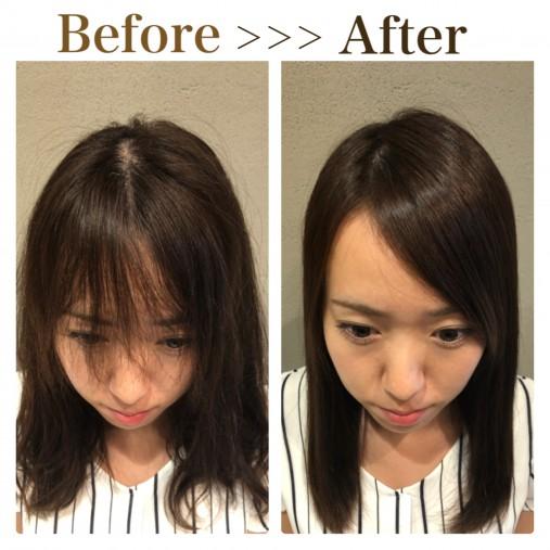前髪 の くせ毛 を 治す 方法