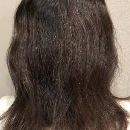 捻転毛の画像