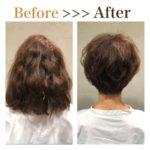 髪が【多い・広がる】 くせ毛をショートにする3つのポイント